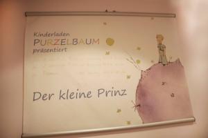 Theateraufführung 2014 - Der kleine Prinz